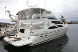 Cruisers 455 Express Motor Yacht 2006 г. 1200 м/ч