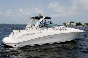 SeaRay Sundancer 340 2001 г. 405 м/ч