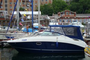 SeaRay Sundancer 260 2012 г. 50 м/ч