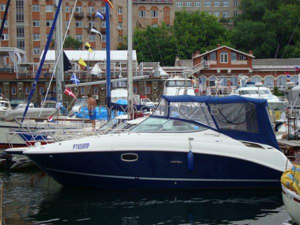SeaRay Sundancer 260 2012 г. 50 м/ч