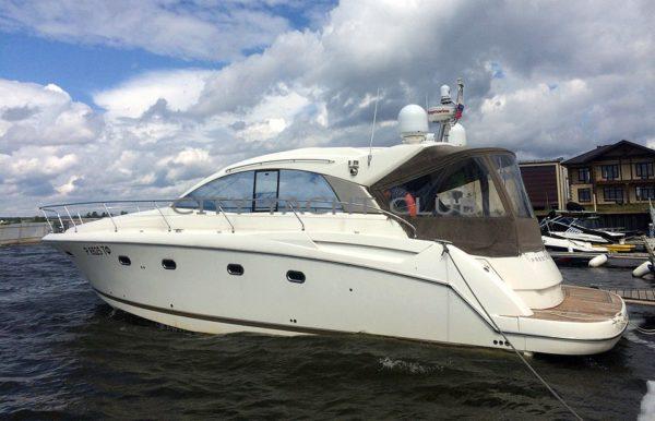 Prestige 440S 2011 г. 750 м/ч